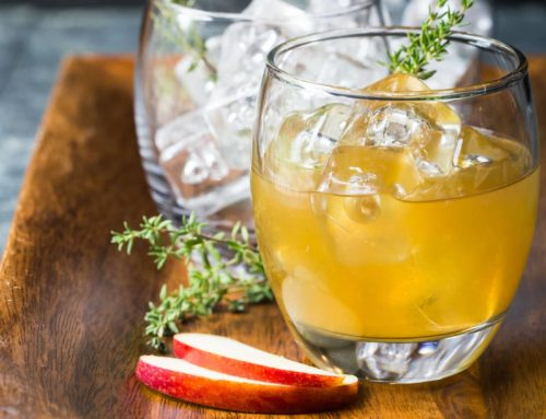 PENDOtastic Cocktail: Bourbon Apple Cider